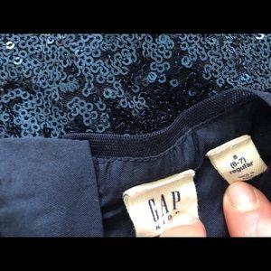 Gap sequin dress
